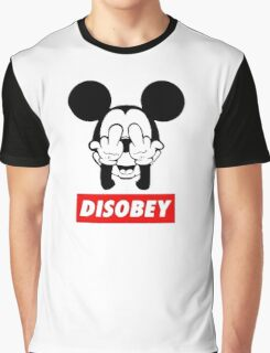 FREAK disobey Graphic T-Shirt