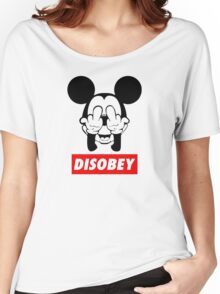 FREAK disobey Women's Relaxed Fit T-Shirt