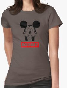 FREAK disobey Womens Fitted T-Shirt