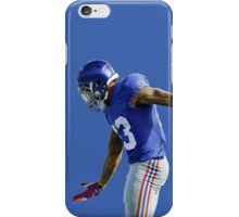 Odell Beckham Jr. iPhone Case/Skin