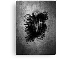 Witchcraft ~gothic edit~ Canvas Print