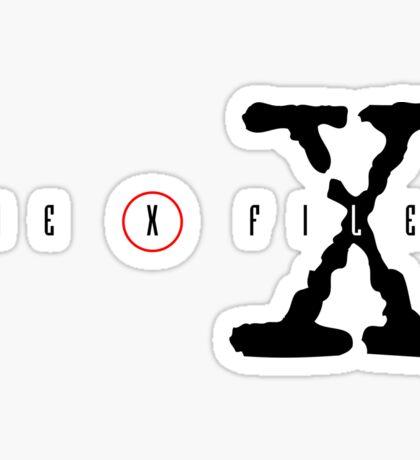 X files Sticker