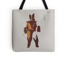Wolverine Brown & Tan Tote Bag