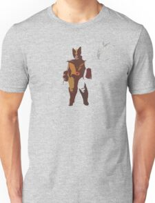 Wolverine Brown & Tan Unisex T-Shirt