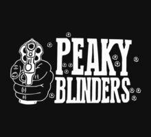 PEAKY BLINDERS One Piece - Short Sleeve