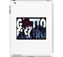 GD & TOP - Ghetto Electro iPad Case/Skin