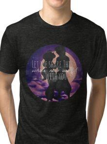 A Whole New World Tri-blend T-Shirt