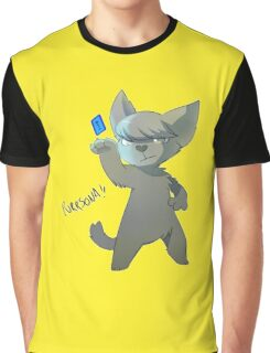 PURRSONA! Graphic T-Shirt