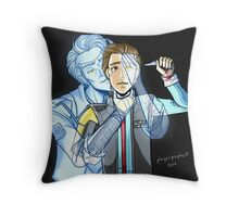 Show Me Where You Fit Throw Pillow