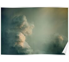 clouds I Poster