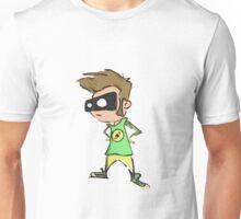 Pensive Chip Unisex T-Shirt