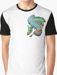 EleArtist Graphic T-Shirt