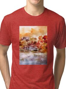 waterscape Tri-blend T-Shirt