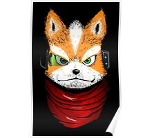Fox Zero Shooter Poster