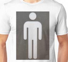 The Men's Room Unisex T-Shirt