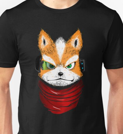 Fox Zero Shooter Unisex T-Shirt