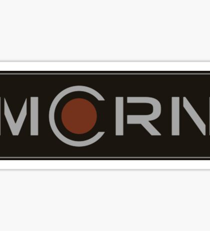 The Expanse - MCRN Logo - Clean Sticker