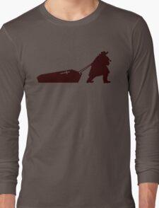 The D is silent Long Sleeve T-Shirt