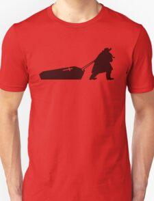 The D is silent Unisex T-Shirt
