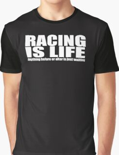 racing motor bike Graphic T-Shirt