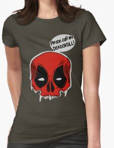 Deadskull Womens Fitted T-Shirt