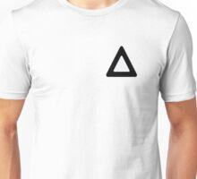 Bastille Simple Triangle  Unisex T-Shirt