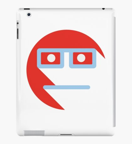 Mr. Geek iPad Case/Skin