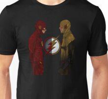 Reverses - Flash and Reverse Unisex T-Shirt