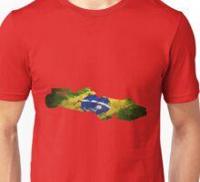 Brasil f1 Unisex T-Shirt