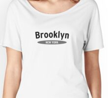 The Big Apple NYC Women's Relaxed Fit T-Shirt
