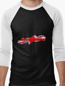 United Kingdom F1 Men's Baseball ¾ T-Shirt