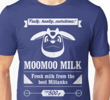 MooMoo Milk old ad Unisex T-Shirt