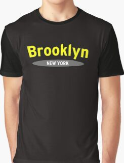 The Big Apple NYC 99 Graphic T-Shirt