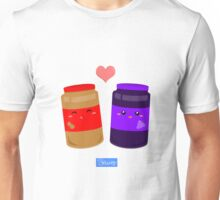 Peanut Butter and Jelly Unisex T-Shirt
