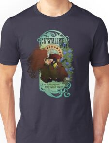 The Crystalline Wave Unisex T-Shirt
