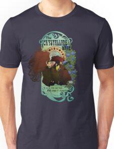 The Crystalline Wave Unisex T-Shirt