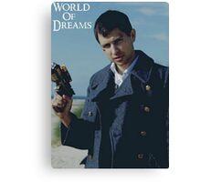 WORLD OF DREAMS - JASON DESIGN 2 Canvas Print