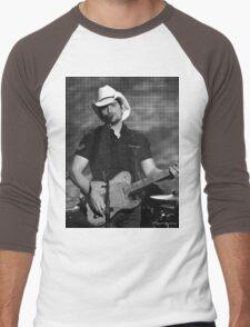 Brad Paisley Men's Baseball ¾ T-Shirt