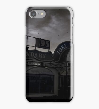 Blackpool 4 iPhone Case/Skin