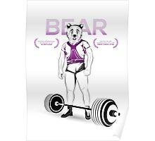 BearMan Poster