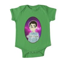 Filthy Frank with Galaxy Background One Piece - Short Sleeve