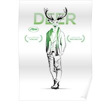 DeerMan Poster