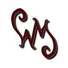 """Sam"" Ambigram (reversible image) by flatfrog00"