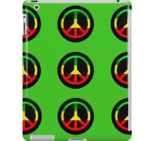 Reggae Peace Symbols iPad Case/Skin