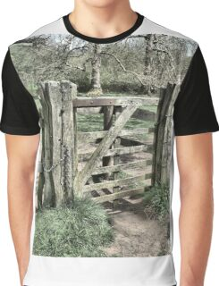 Benbow Gate Graphic T-Shirt