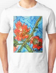 jacqui's flower T-Shirt