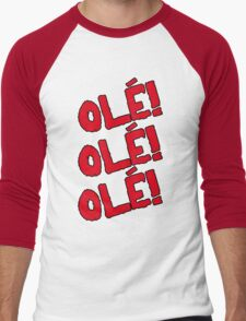 OLÉ Men's Baseball ¾ T-Shirt