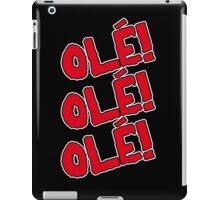 OLÉ iPad Case/Skin