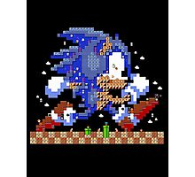 Super Sonic Maker Photographic Print
