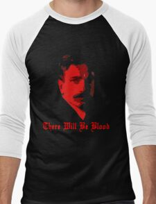 There Will Be Blood- Daniel Plainview Men's Baseball ¾ T-Shirt